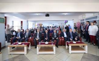 Vali Balkanlıoğlu Huzurevi Ziyaretinde de Bulundu