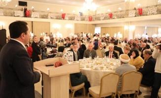 Vali Balkanlıoğlu, Şehit Aileleri ve Gazilerle Yemekte Buluştu