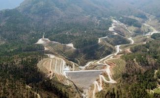 Akçay Barajı yılsonunda tamam