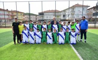 """""""Geleceğin Futbolcuları Karasu'da Yetişecek"""""""