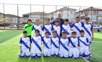 Karasu Belediyesi Futbol Akademisi Uluslararası Futbol Turnuvasında