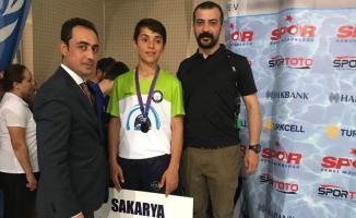 Kobaş Yüzme'nin Özel Sporcusu Veysi Turan Türkiye 2.si oldu