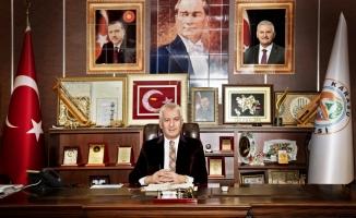 Mehmet İspiroğlu İslam Âleminin ve Tüm Karasuluların Miraç Kandilini Kutladı