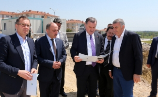 Sakarya'nın projesi Türkiye'ye örnek