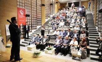 Vali Balkanlıoğlu SAYBİR'in Şiir Etkinliğine Katıldı