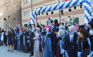 Arifiye Fen'de görkemli tören