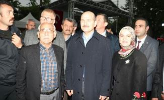Bafralıoğlu; Bakan Soylu ile görüştü