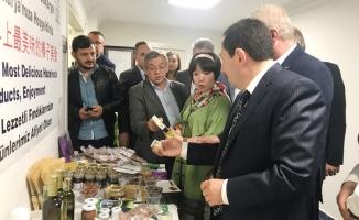 Çinli Yatırımcılar Fındık Üretimi Konusunda Bilgilendirildi