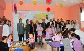 Gazipaşa'ya Akıl Oyunları Sınıfı