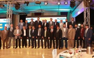 MÜSİAD Sakarya'dan geleneksel iftar ve 20. yıl programı