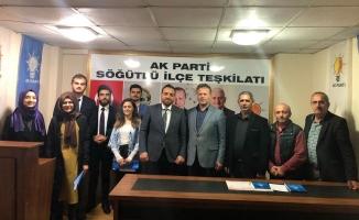 Sakarya Ak Parti Milletvekili Aday Adayı 'Halil İbrahim Başar'