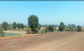 Tarımsal sulamaya Büyükşehir desteği