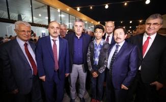 Vali Balkanlıoğlu, SESOB'un Düzenlediği İftar Programına Katıldı