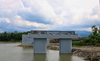 Arifiye'ye 65 metrelik yeni köprü