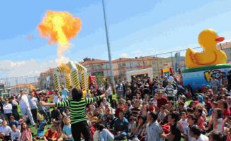 Karasu'da 2. Şirin Çocuk Festivali Başlıyor.