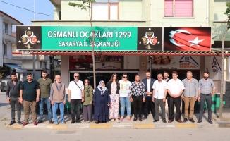 Osmanlı Ocakları 1299'dan Cumhurbaşkanı Erdoğan'a büyük destek