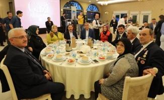 Vali Balkanlıoğlu Gaziler ve Aileleri İle İftar Programında Bir Araya Geldi
