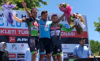 Büyükşehirli Bisikletçi Türkiye Şampiyonu