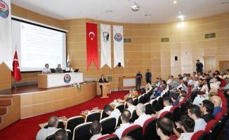 İlimizde İmar Barışına Dair Bilgilendirme Toplantısı Gerçekleştirildi