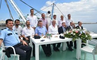 Karasu'da Denizcilik ve Kabotaj Bayramı Kutlandı