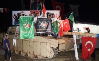 Osmanlı Ocakları 1299, milli iradeye sahip çıktı