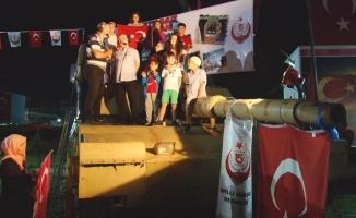 Sakarya'da Darbe Teşebbüsünün 2'nci yılı kutlandı
