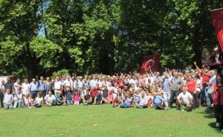 Türk Dünyası'nın kalbi Sapanca'da atacak