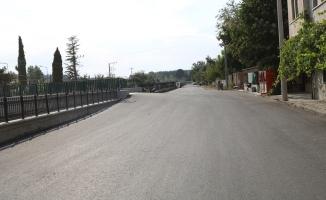 Erenler Çaybaşı Yeniköy Mahallesi yenilendi