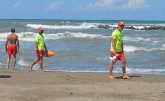 Karasu Plajları bu hafta boş kaldı