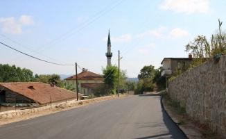 Karasu'da 2 mahalle daha yenilendi