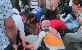 Karasu'da Pat Pat Kazası: 8 Yaralı