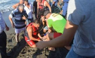 Sakarya Kocaali'de Bir Kişi Boğuldu