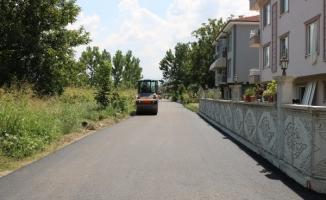 Tepekum'da arterler Büyükşehir'le yenileniyor