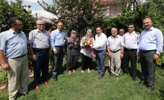 Vali Balkanlıoğlu Geyve İlçesinde Temaslarda Bulundu