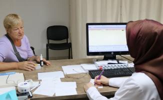 YADEM üyeleri Tıp Merkezi'nde