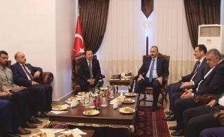 Bakan Gül, Bölge Adliye Mahkemesi açılışı için Sakarya'da