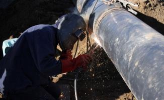 Karasu'da 6 mahallenin şebekesi yenilendi