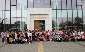 630 öğrenci SGM'lere misafir oldu