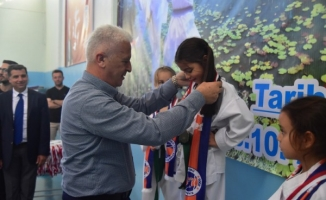 Amatör Spor Haftası Karate İl Turnuvası Karasu'da Yapıldı