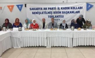 Erenler AK Parti İlçe ev sahipliği yaptı