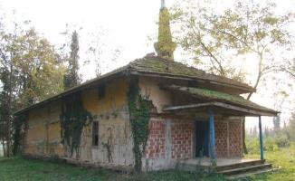 700 Yıllık Tarihi Ahşap Cami Onarılacak