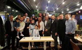 Aytaç Demirci'ye sürpriz doğum günü