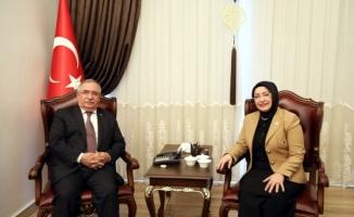 Milletvekili Atabek'ten Vali Nayir'e Hayırlı Olsun Ziyareti