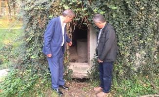Tarihi Caminin Altından Tünel Kazarak Define Aradılar