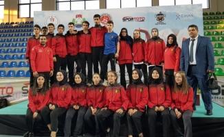 Ümit - Genç U 21 Türkiye Karate Şampiyona'sında