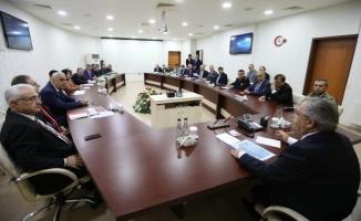 Vali Nayir Uyuşturucu ile Mücadele Toplantısına Başkanlık Etti