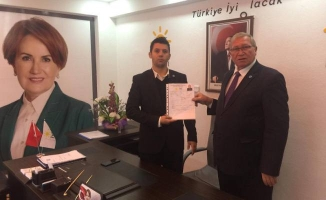 İş Adamı Harun Yeşil Belediye Meclis Üyeliğine Başvuru Yaptı