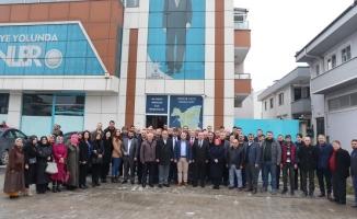 Resul Erdoğan Yılmaz; Erenler Belediye Başkanlığı için ilçe başkanlığından istifa etti