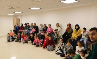 Sapanca SGM'de 'Aile ve Çocuk' etkinlikleri başladı
