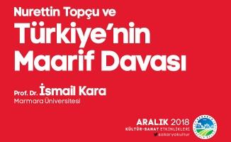 Türkiye'nin Maarif Davası' AKM'de